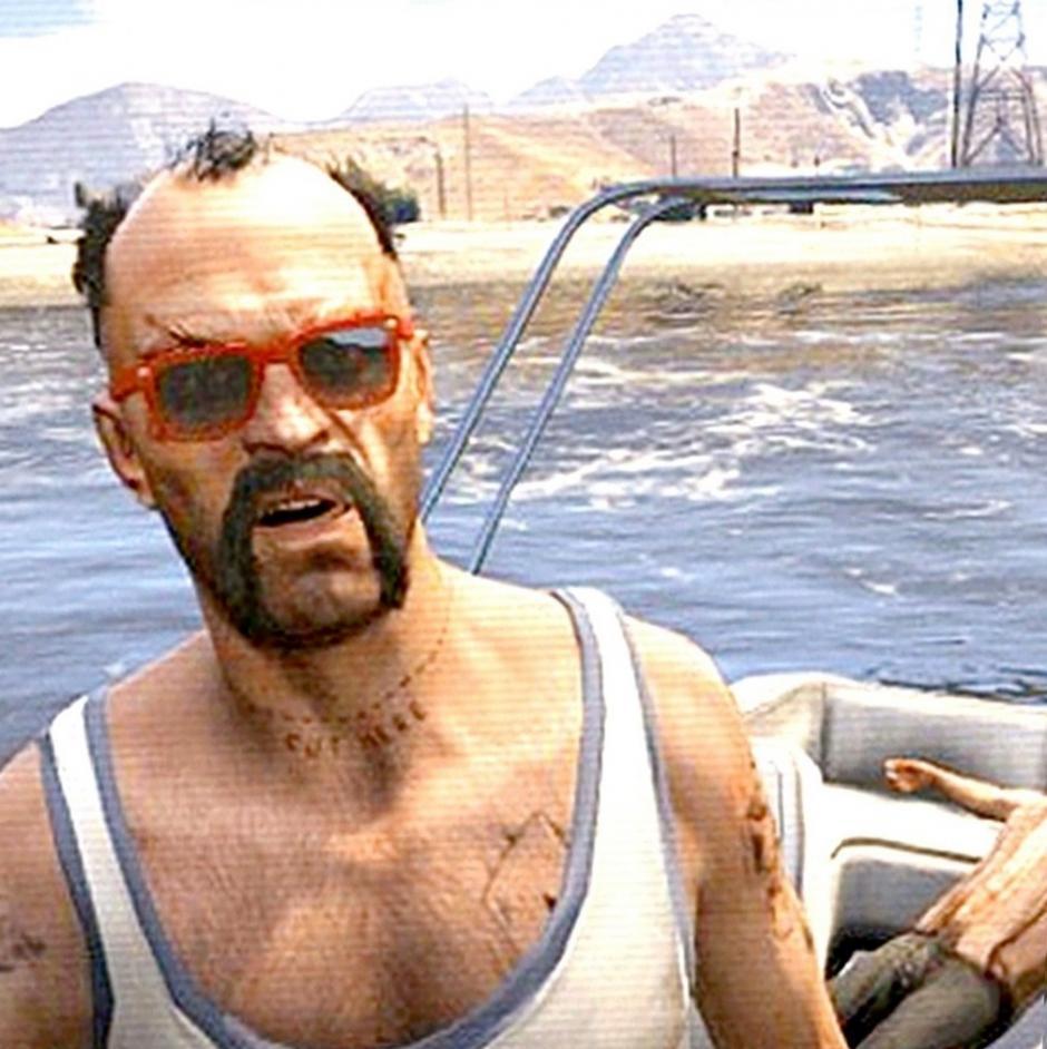 В GTA 5 засняли новый невозможный трюк