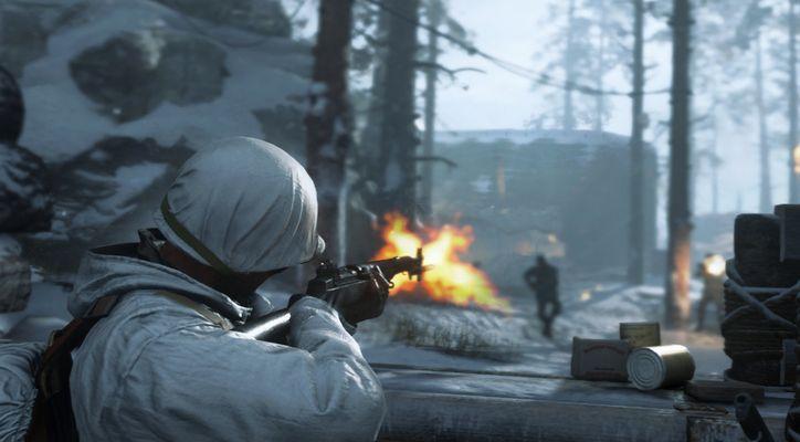 Авторы Call of Duty: WWII пообещали улучшить мультиплеер