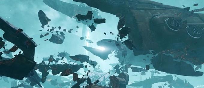 EVE: Valkyrie - опубликован впечатляющий геймплейный трейлер