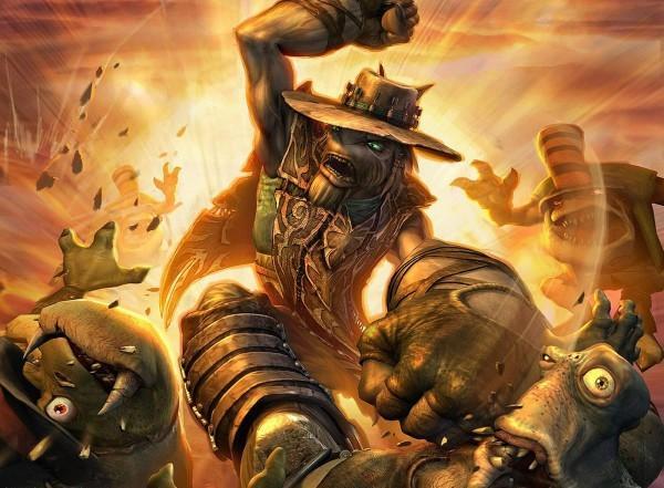 HD издание игры Oddworld: Stranger's Wrath уже в сети!