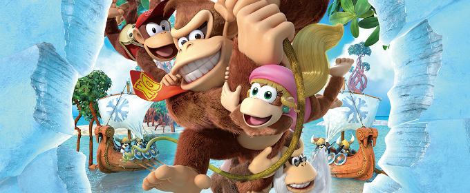 Donkey Kong Country: Tropical Freeze перебирается на Nintendo Switch