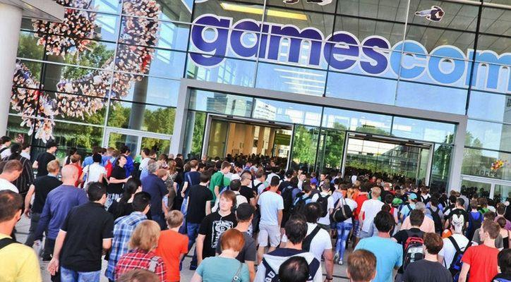 Gamescom посетило рекордное количество человек