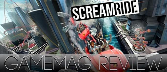 Обзор ScreamRide