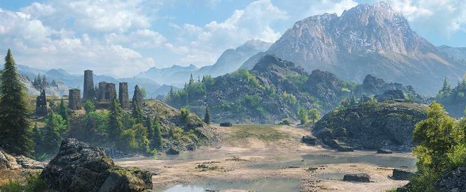 World of Tanks - представлен трейлер крупного визуального обновления игры, вышел бенчмарк нового графического движка Core Engine