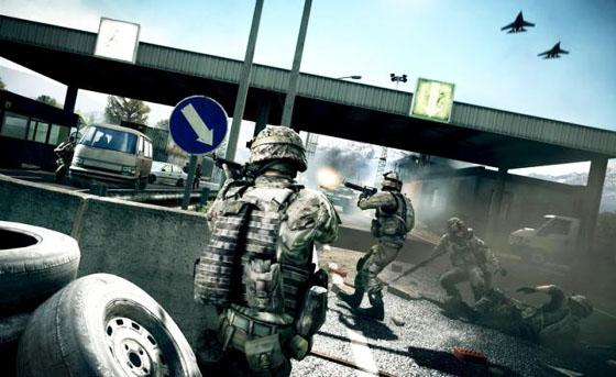 Иранские геймеры остались без Battlefield 3.
