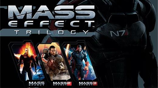 Mass Effect Trilogy. Весь ME на всех платформах