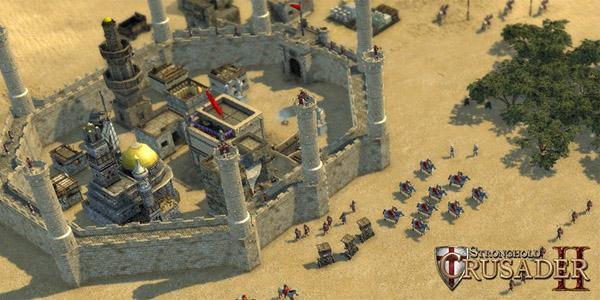 Премьера Stronghold Crusader 2 перенесена на 26 сентября