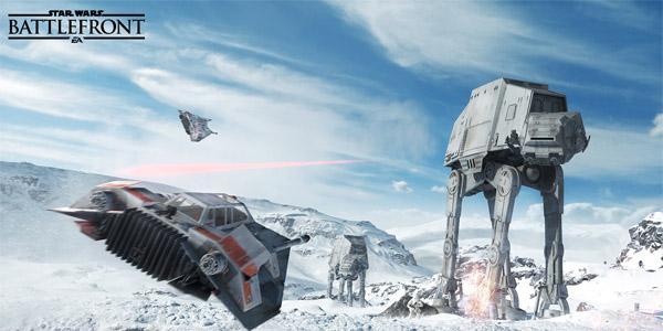 Star Wars Battlefront - Создатели о графике в игре