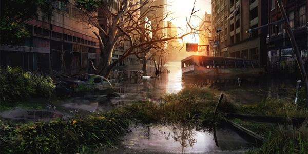 The Last of Us. Одни из нас в бесчеловечном мире