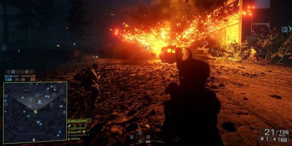 Завод: Ночная смена - обзор новой карты Battlefield 4