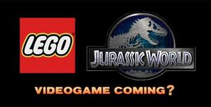 LEGO Jurassic World - игра 2015 года. Вероятно