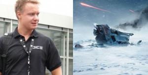 Густав Хэллинг теперь главный дизайнер Star Wars Battlefront