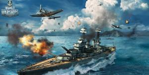 World of Warships на Gamescom 2014