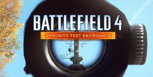 Сегодня для Battlefield 4 CTE вышло большое обновление