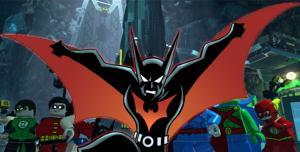 В LEGO Batman 3: Beyond Gotham появится Бэтмен будущего