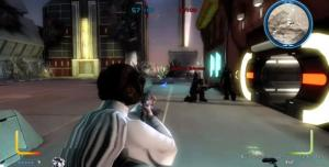 Супер Корова поведала о женщинах в Star Wars Battlefront