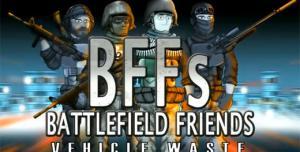 Battlefield Friends - Vehicle Waste (Русская версия)
