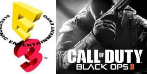 Геймплей Call of Duty Black Ops 2 на E3 2012