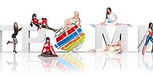 Девушки Игромира 2012