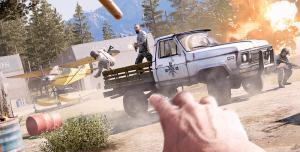Пиратам удалось взломать Far Cry 5