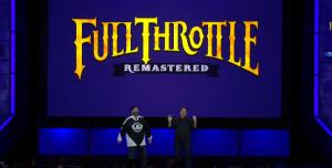 Full Throttle Remastered - Double Fine предлагает посмотреть дебютный трейлер ремастера культового квеста