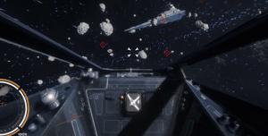 Опубликован геймплейный ролик прототипа духовного наследника серии Star Wars: X-Wing
