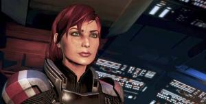 Главный герой Mass Effect изначально задумывался как женщина