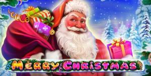 Структура игрового аппарата Merry Christmas из казино Fresh