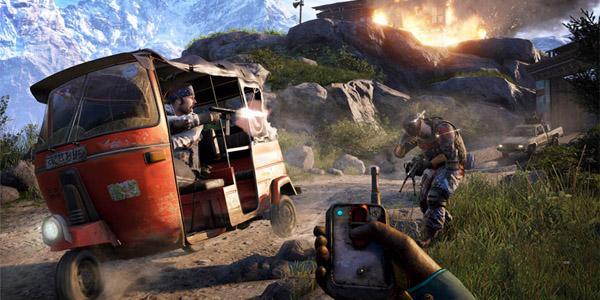 Разработка Far Cry 4 - дело опасное