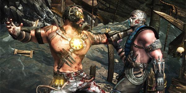 Mortal Combat X – ждем русского богатыря!