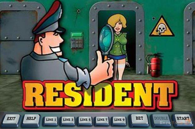 Характеристики видеослота Resident из Fresh Casino