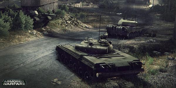 Armored Warfare - новости с поля танковых сражений