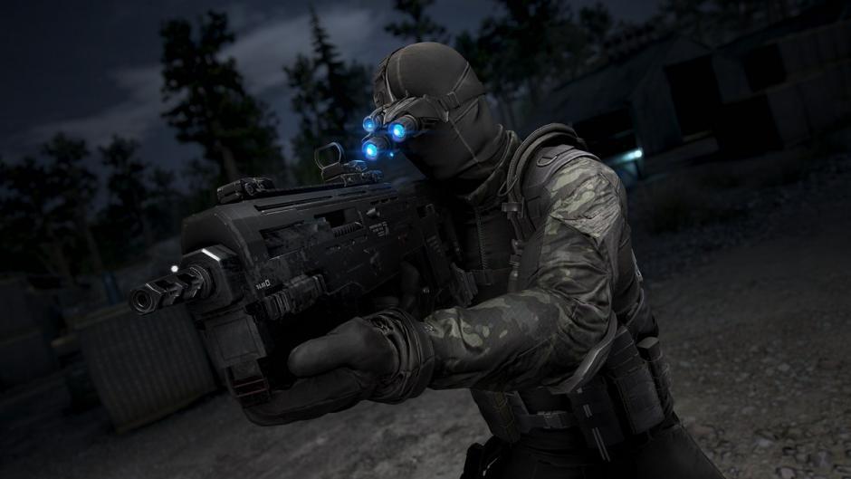 Ubisoft раскрыла подробности спецоперации Ghost Recon: Wildlans, посвященной Splinter Cell