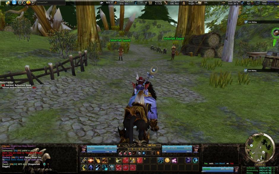 Руны Магии: обзор популярной онлайн игры