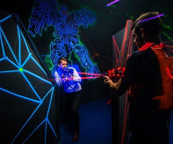 Увлекательный лазертаг в Москве подарит вам массу положительных эмоций