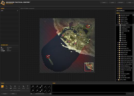 Программа для создания тактики в Battlefield 3