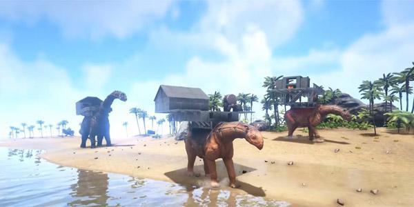 ARK: Survival Evolved на X1 выйдет 16 декабря (трейлер)