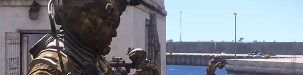 ArmA 3 видео: Cinematic/Machinima Alpha