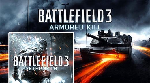 Трейлер Armored Kill и Aftermath