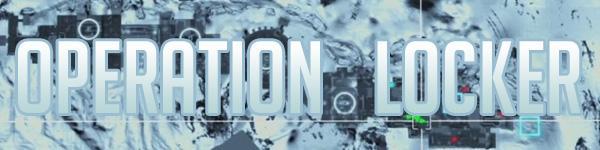 Новая карта Operation Locker - Первое знакомство