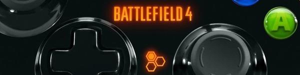 Геймпады Battlefield 4 для Xbox 360 и PS3