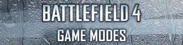 Дорога к Battlefield 4: РЕЖИМЫ