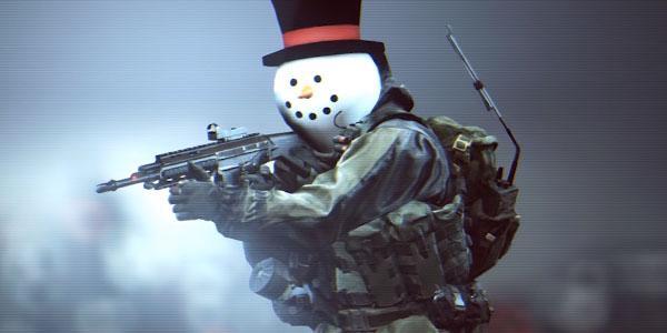 Новый год и Рождество в Battlefield 4 CTE