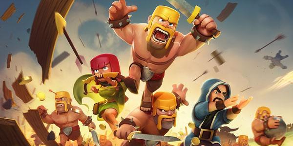 Clash of Clans – доступно for free