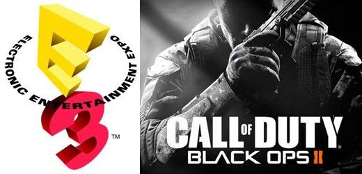 Геймплей Call of Duty Black Ops 2 на E3 2012