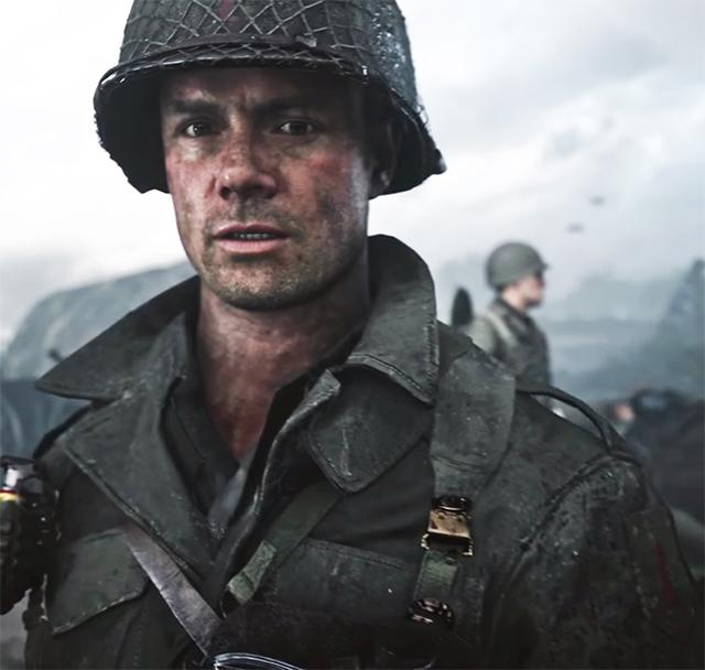 В шутер Call Of Duty: WWII добавили микроплатежи