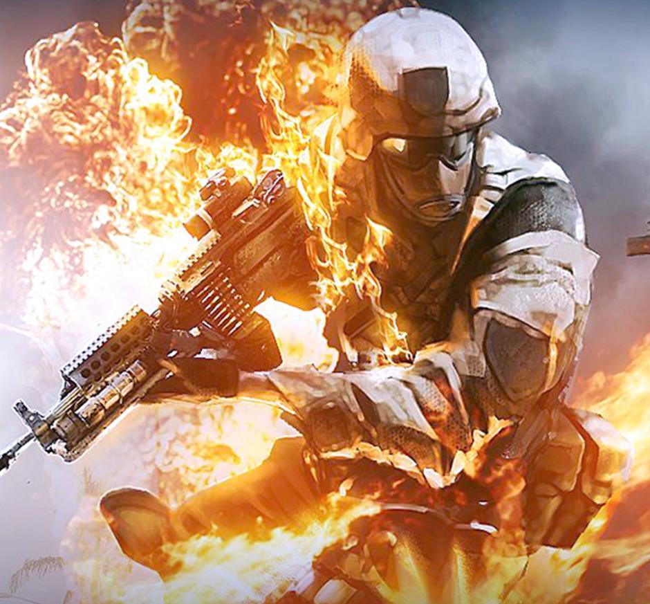 Геймплей нового шутера от первого лица Insurgency: Sandstorm