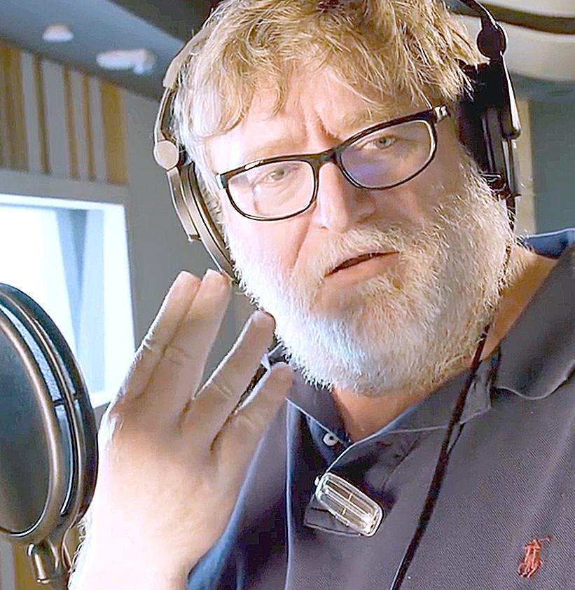 Анонс Half-Life 3 Гейбом Ньюэллом взбесил геймеров
