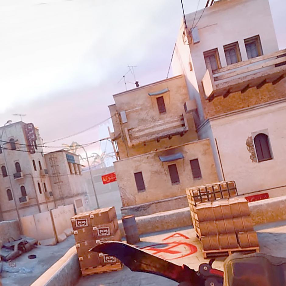 В CS:GO улучшили графику на любимой геймерами карте
