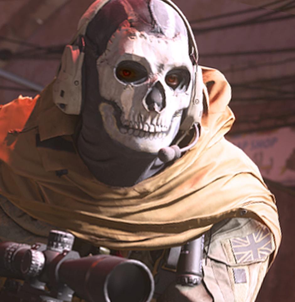 Продолжение Call of Duty: Modern Warfare с Гоустом показали